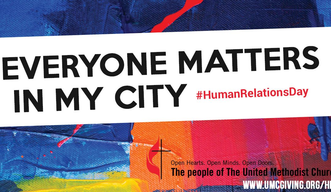 Human Relations Sunday Collection – Sunday, Jan 19