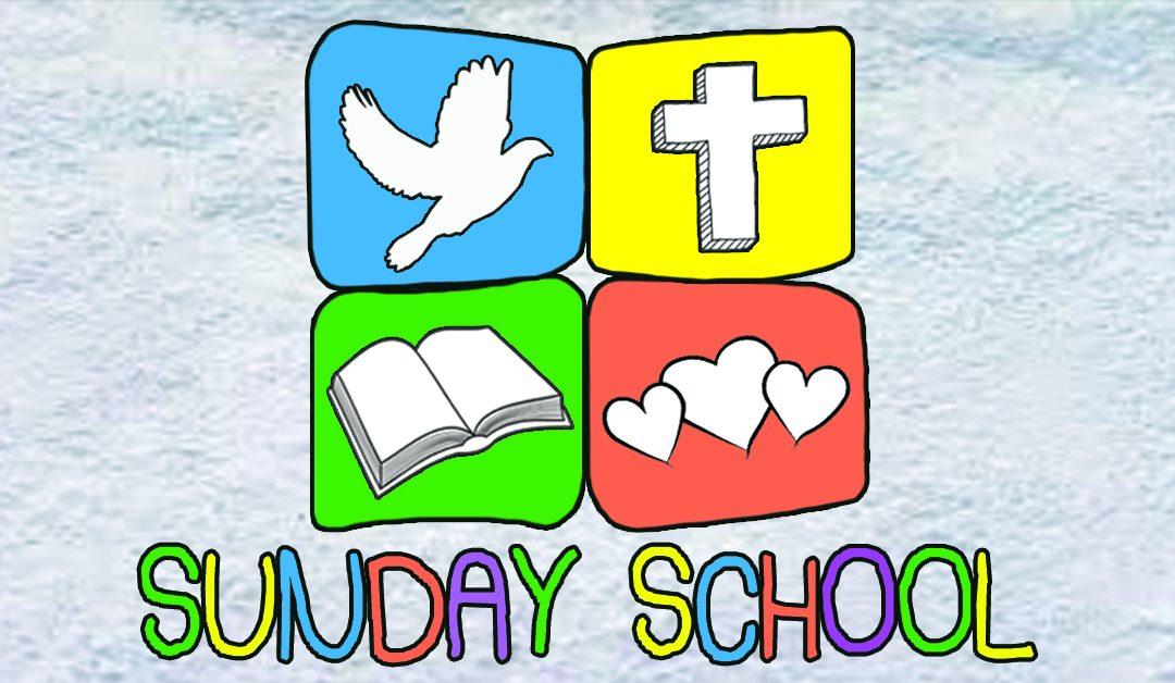Sunday School – Mar 29