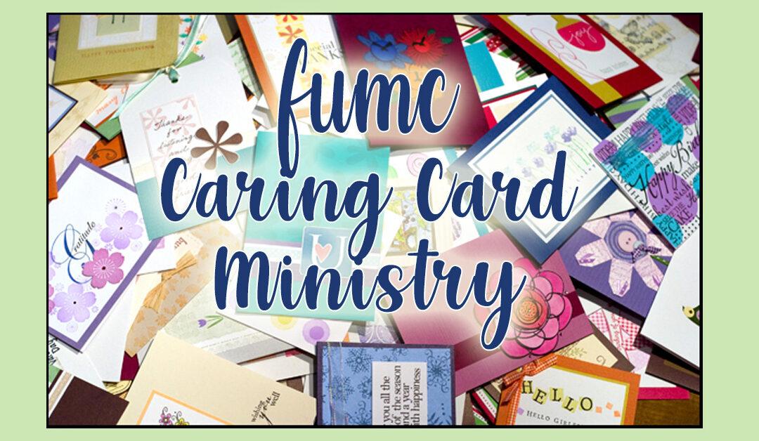 Senior Community Card Card Outreach
