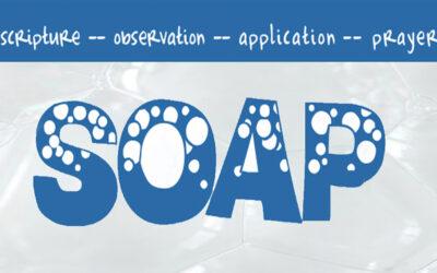 S.O.A.P. #3 – 9/30