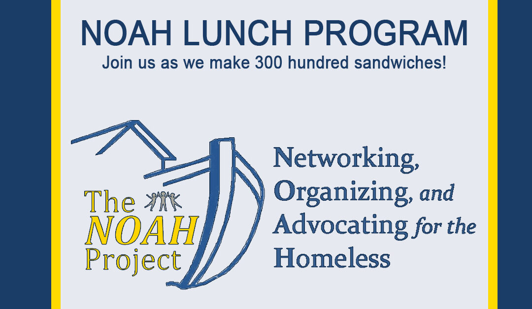 KidsConnect NOAH lunch info