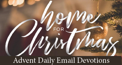 Advent Daily Email Devotions