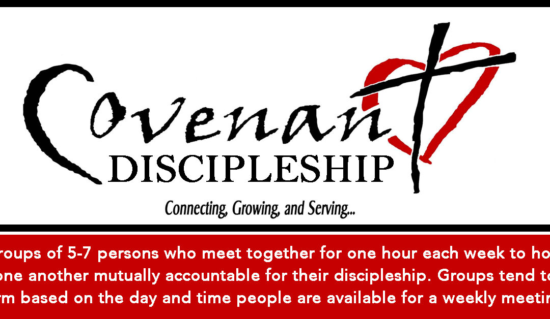 Covenant Discipleship Group