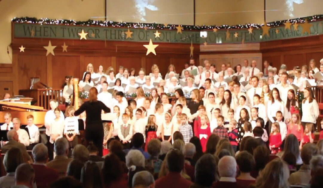 Songs of Christmas Past – Now Available