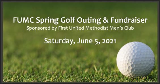 Men's Golf Outing & Fundraiser – Jun 5