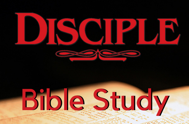 Disciple Bible Study – New This Fall